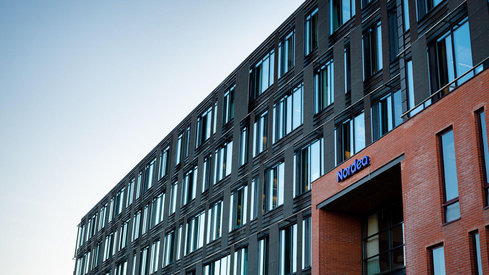 Nordea's Headquarter Finland