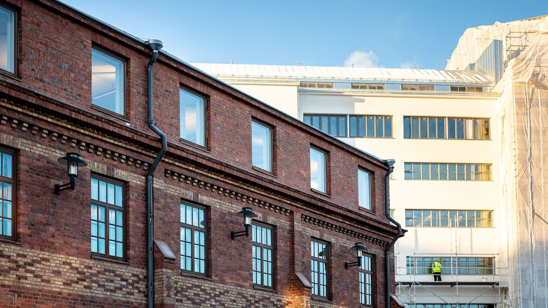 Nordea Headquarter Finland