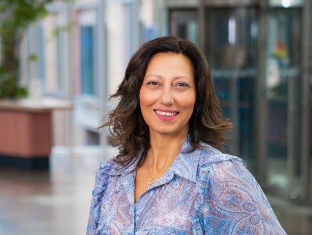 Image of Carolina Brikho, Investor Relations Officer
