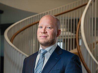 Image of Ilkka Ottoila, Investor Relations Officer