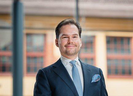 Image of Juho-Pekka Jääskeläinen, Senior Investor Relations Officer
