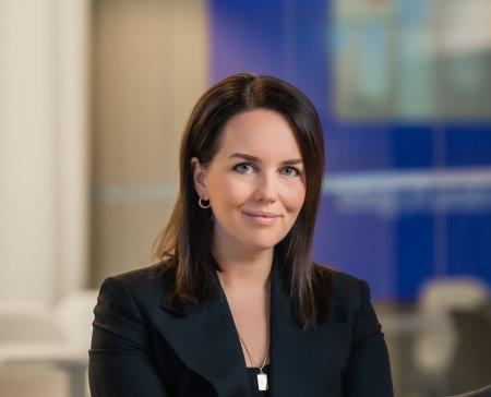 Image of Elisa Forsman, Investor Relations Officer